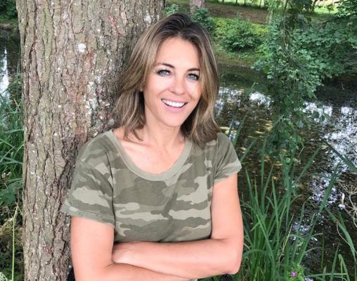 Elizabeth Hurley swears by apple cider vinegar for a metabolism boost