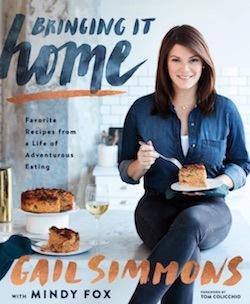 Gail Simmons cookbook