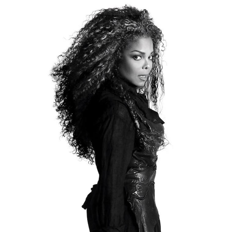 Janet Jackson's workout