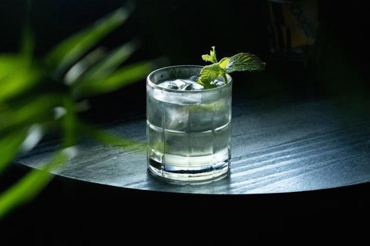 Cheers to Libra season with this astrologically crafted herbal cocktail