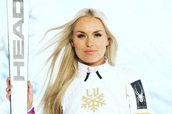 Lindsey Vonn's Best Wellness Advice Is so Simple and Smart