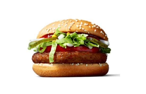 McDonald's latest menu item: the McVegan—yes, seriously