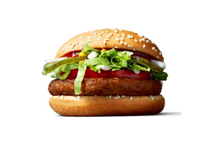 Thumbnail for McDonald's latest menu item: the McVegan—yes, seriously