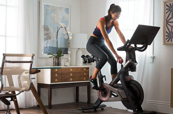 At-home Peloton bikes are getting easier to finance