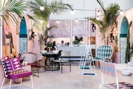 The wellness-crazy nation of Australia is offering up seriously cool home inspo, too