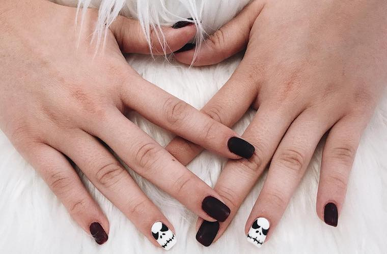 Thumbnail for 6 ways to get into the Halloween spirit with creative manicure art