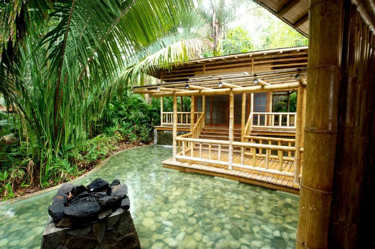 Spa Bambu in Costa Rica