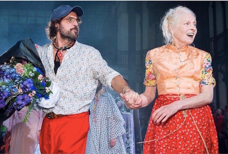 Thumbnail for Vivienne Westwood's longevity hack? Showering less
