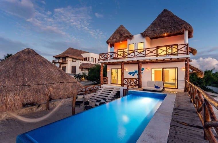 4 Airbnbs In Tropical Isla Holbox, Mexico
