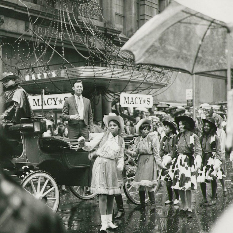 Thumbnail for These vintage Macy's parade photos could trigger some serious family bonding