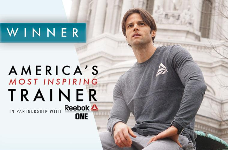 Thumbnail for How this small-town fitness pro became the winner of America's Most Inspiring Trainer