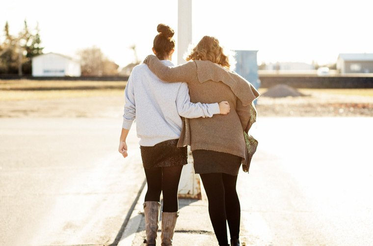 Thumbnail for I Had to Break up With My Best Friend—Here's How I Learned to Let Go