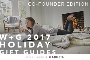 What Well+Good co-founder Alexia Brue is getting everyone on her list this holiday season