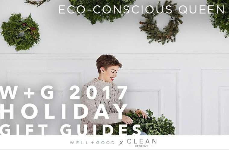 Thumbnail for Healthy Holiday Gift Guide: What to get the eco-conscious queen in your life