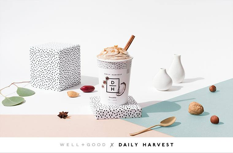 Thumbnail for Introducing The Well + Good Edit, our curated Daily Harvest Box
