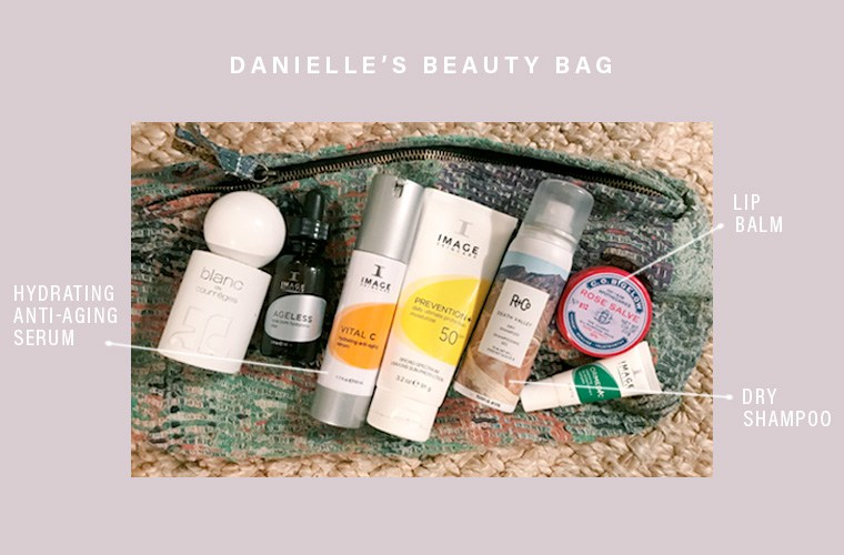 Danielle Snyder packing guide