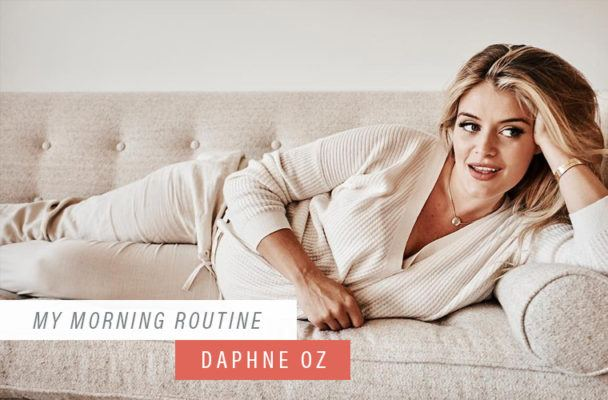 The Homemade Granola Daphne Oz Keeps in Her Purse at All Times