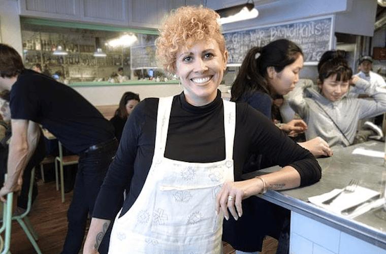 egg shop owner sarah schneider