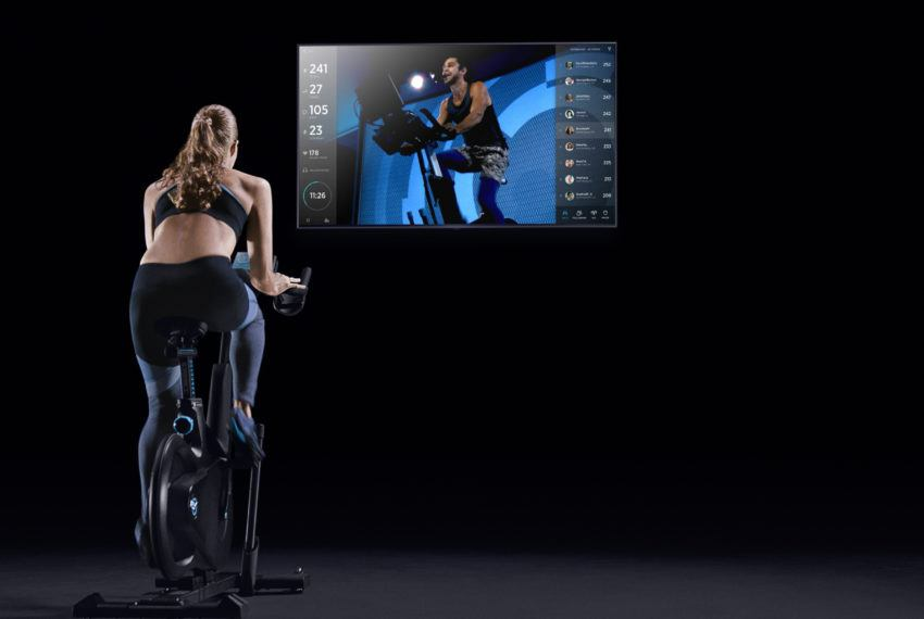 This Is What It's *Really* Like to Take a Spin on Flywheel's New at-Home Bike