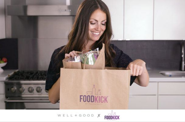 How to get healthy ingredients (and wine) to your door in under an hour