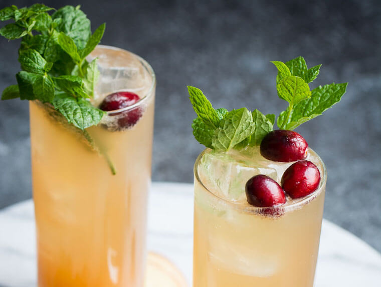 Thumbnail for 5 festive mocktails for every holiday party on your calendar