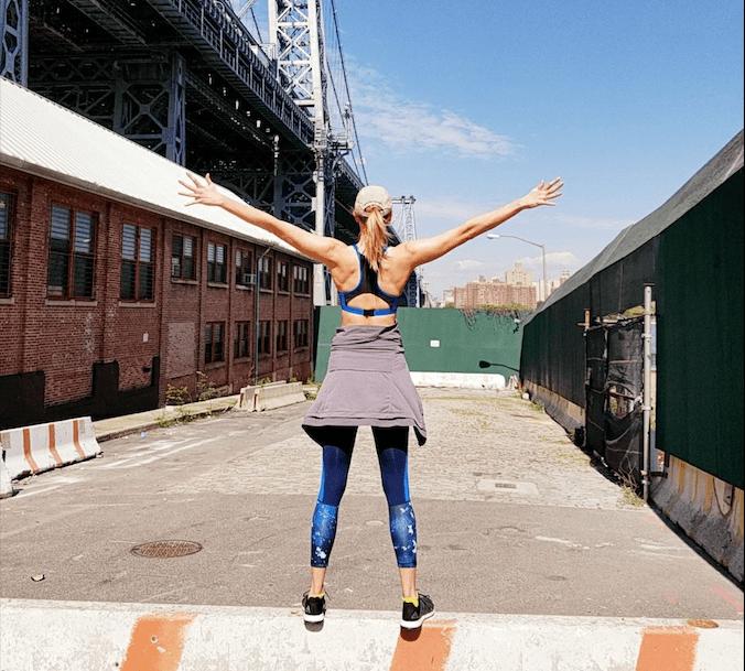 Karlie Kloss Marathon