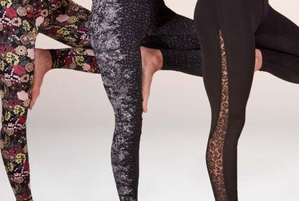 "Lululemon launches ""couture"" leggings with new Forster Rohner collab"
