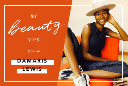 The products that Damaris Lewis uses every day, including one to battle puffy eyes