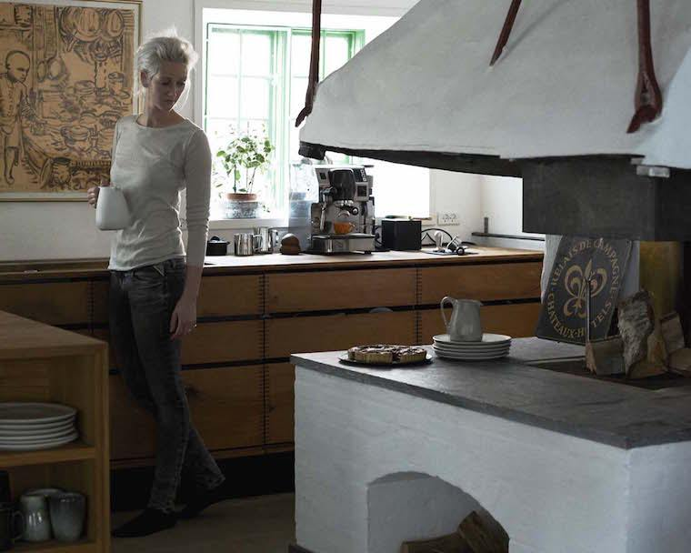 nadine redzepi kitchen