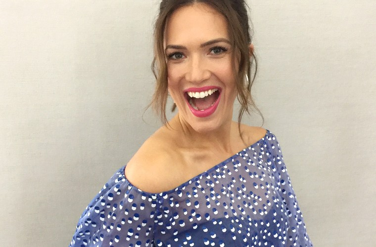 Thumbnail for Mandy Moore's wellness diet includes so much more than food