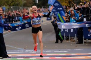 Shalane Flanagan is the fitness hero we need right now