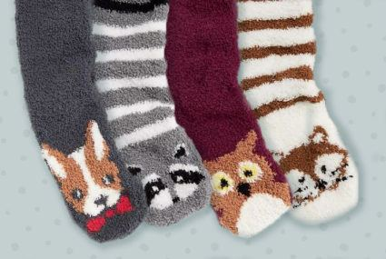 Found! Hygge-approved socks for animal lovers that'll be (almost) free on Black Friday