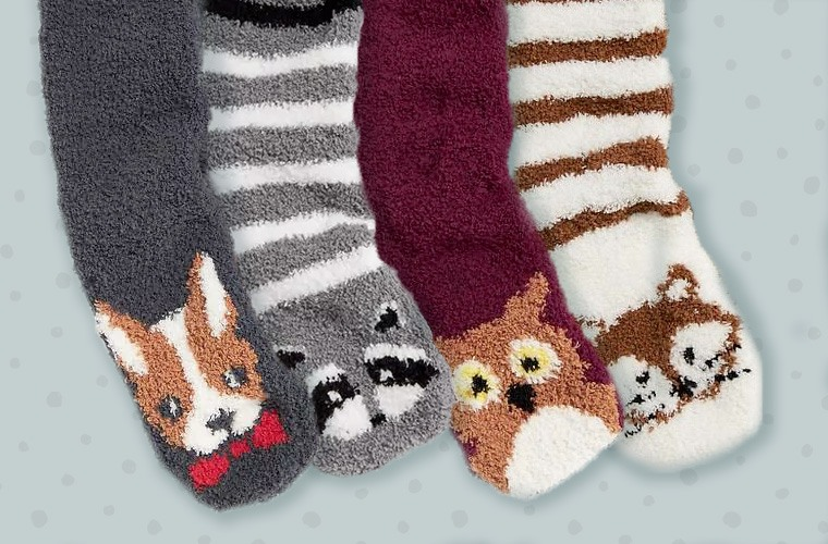 Thumbnail for Found! Hygge-approved socks for animal lovers that'll be (almost) free on Black Friday
