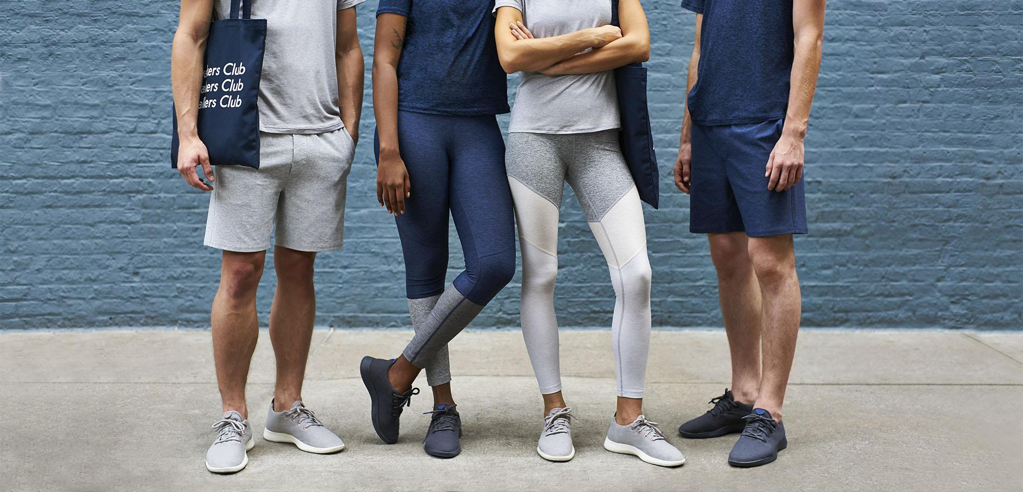 This new Out of doors Voices x Allbirds package is the season's coziest activewear collab