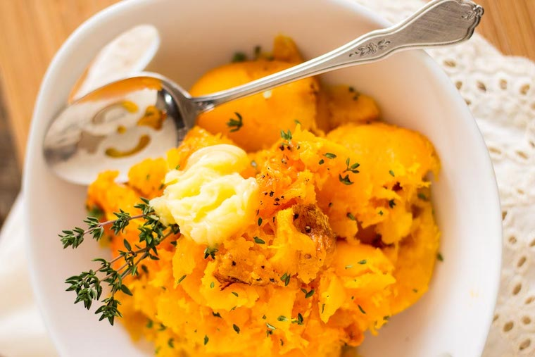 Oven Roasted Butternut Squash