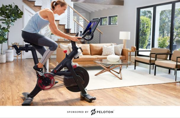 Black Friday is officially *the* time to snag a Peloton Bike