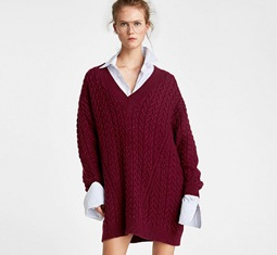 Thumbnail for 13 sweaters to keep your office hygge vibes strong