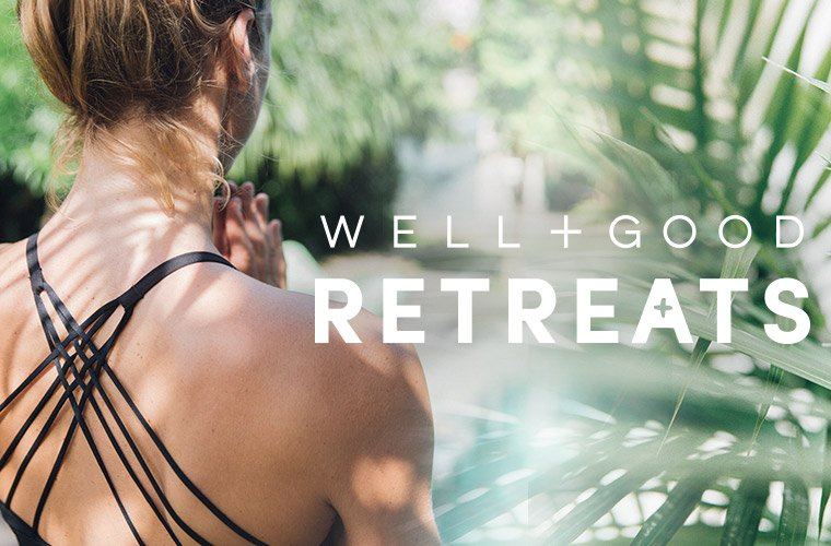 Introducing...Well+Good Retreats