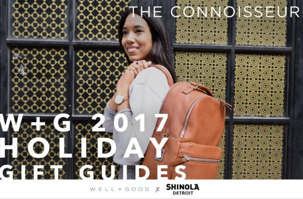 Healthy Holiday Gift Guide: What to buy the connoisseur who has it all