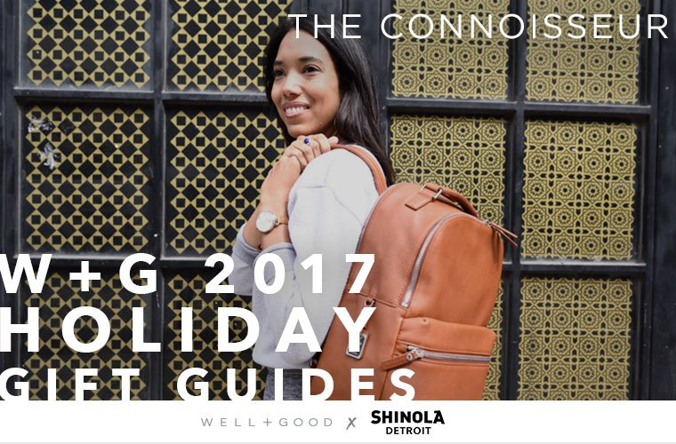 Shinola luxe holiday gift guide