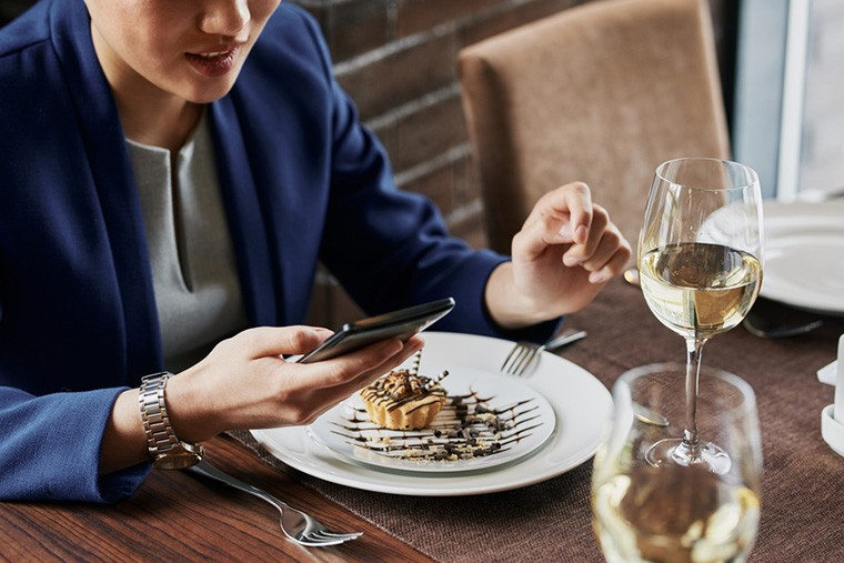 Thumbnail for Could You Go Phone-Free on Date Night? One Restaurant Is Making It Mandatory