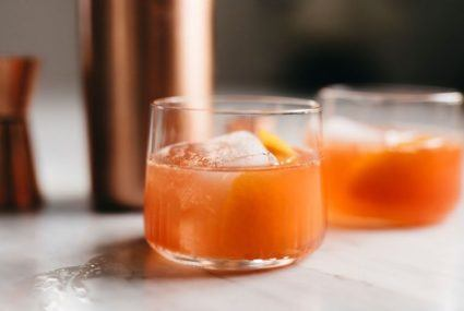 How to make an ACV and turmeric bourbon cocktail inspired by Joan Didion