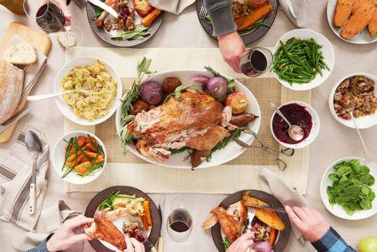 How to celebrate Thanksgiving while sticking to an anti-inflammatory meal plan