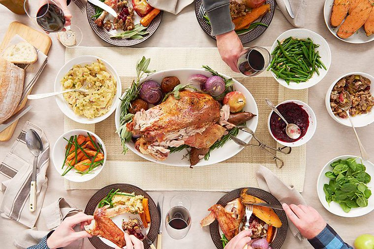 How to celebrate Thanksgiving while sticking to a gluten-free meal plan