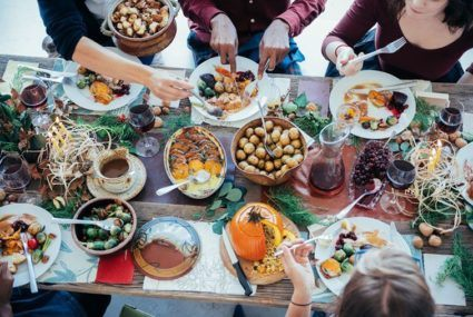 Your Turkey Day game plan for banishing bloat