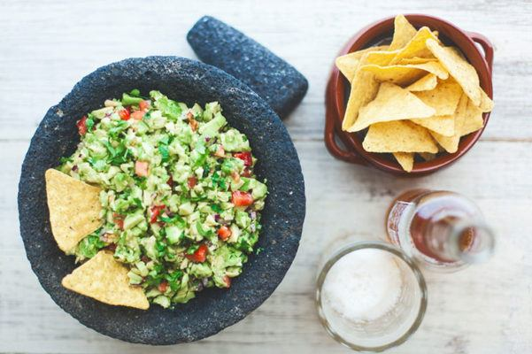 Mentioning guacamole in your dating profile might increase your love luck