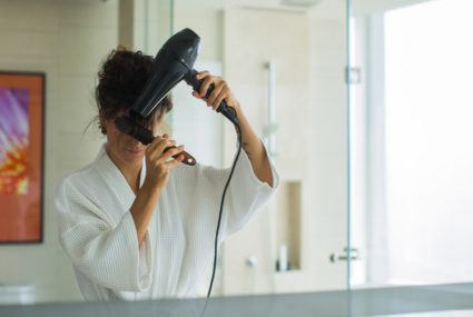 This super-fast (and super-popular) hair dryer is the time-saving life hack we all need