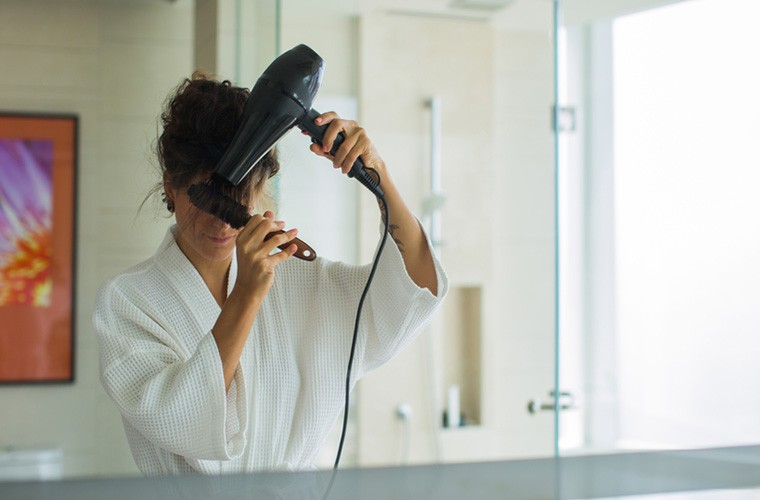 Thumbnail for This super-fast (and super-popular) hair dryer is the time-saving life hack we all need