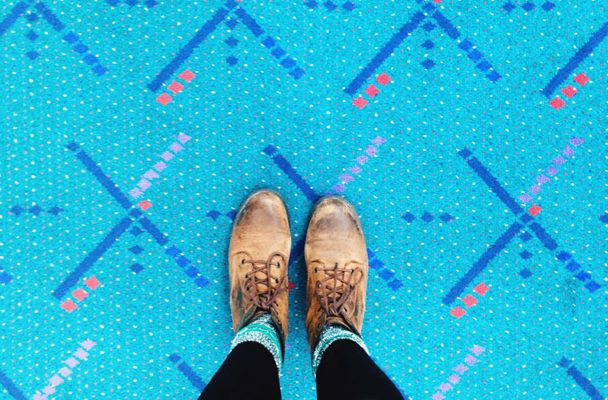 The surprisingly hygge-appropriate reason airport gate areas are carpeted