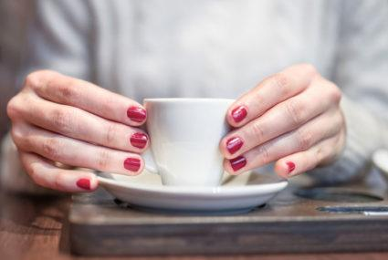 12 Festive Nail Polishes That Will Be Trending This Winter